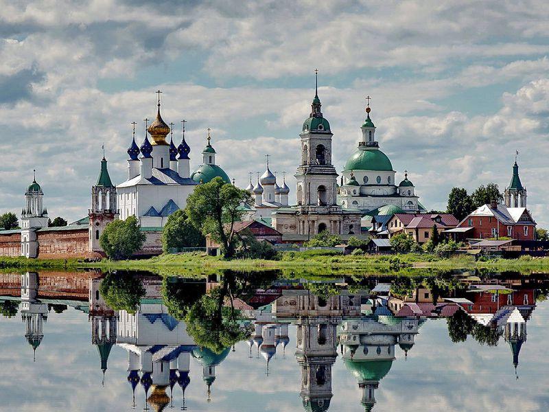 Экскурсия Старинный Ростов Великий