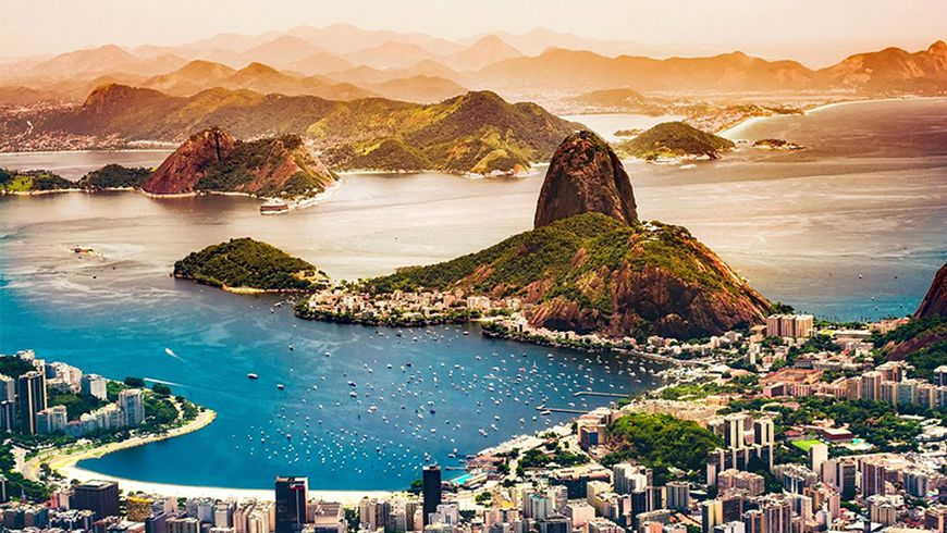 Вокруг Бразилии за 11 дней