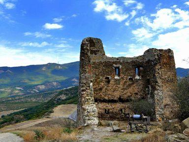 Тианети: открыть малоизвестную Грузию