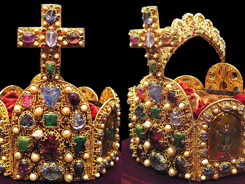Экскурсия Как выбрать корону: руководство по реликвиям сокровищницы Хофбурга