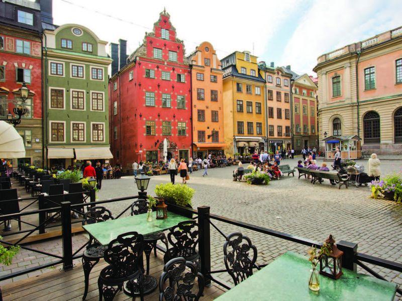 Экскурсия Стокгольм: знакомство с городом