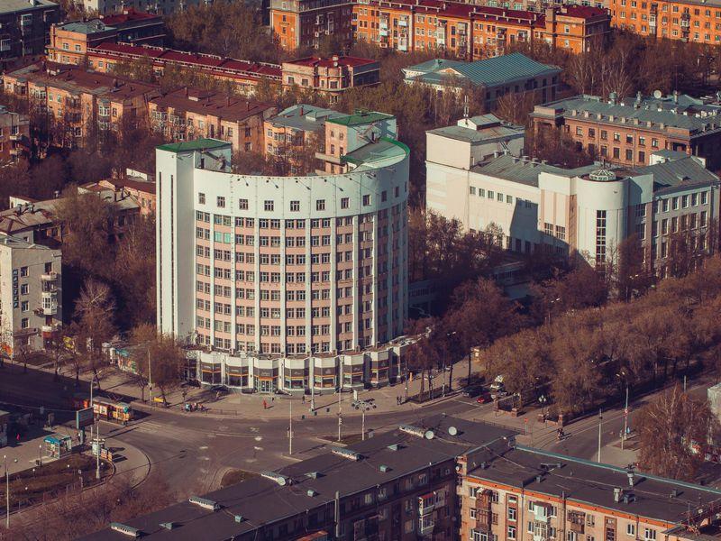 Экскурсия Екатеринбург— столица конструктивизма