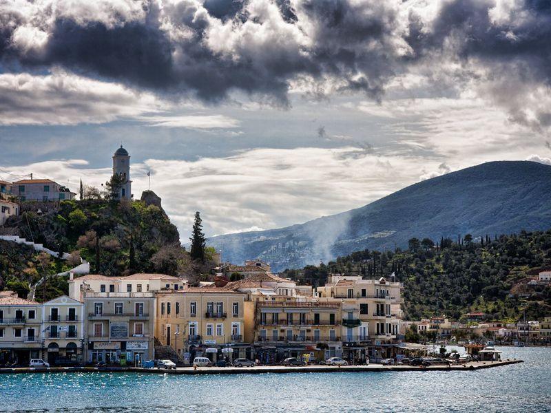 Экскурсия Круиз изАфин: острова Идра, Порос, Эгина