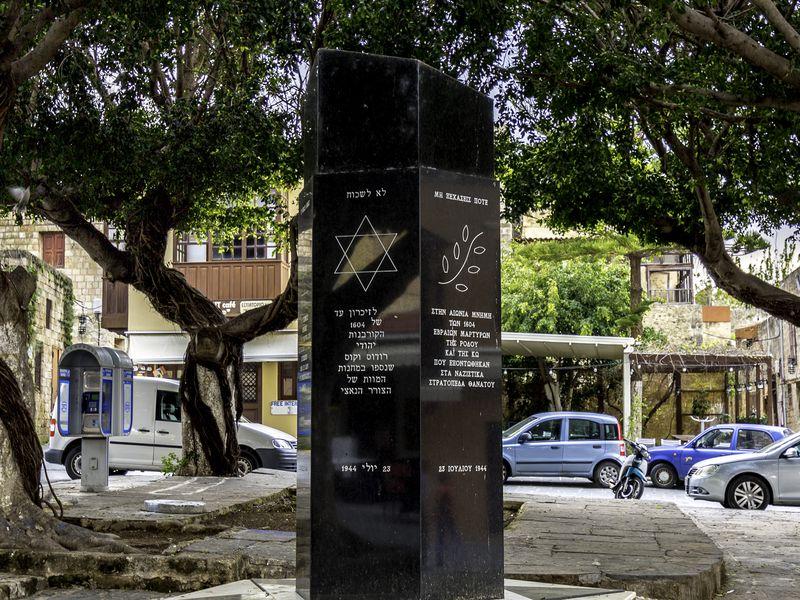 Экскурсия Иерусалим на острове Родос