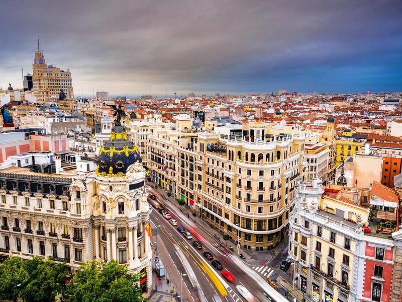 Экскурсия О Мадриде с легкостью и юмором!