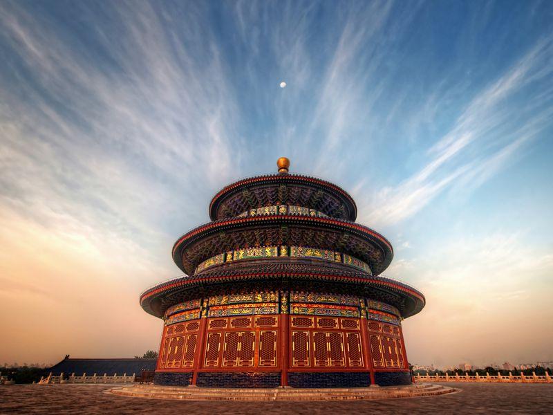 Экскурсия Пекин. Аутентично!