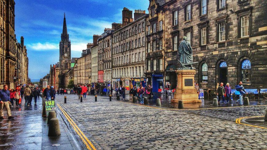 Эдинбург. Путешествие сквозь века