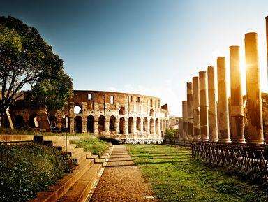 По Риму с ветерком