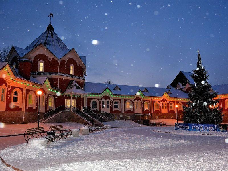 Экскурсия Новогодний Клин, или по следам Чайковского и Щелкунчика