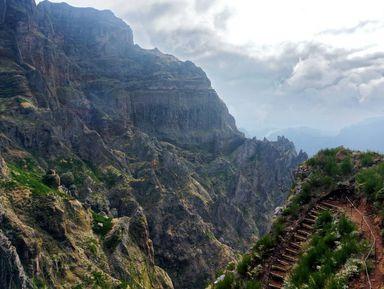 Восточная Мадейра— отлеса кпустыне