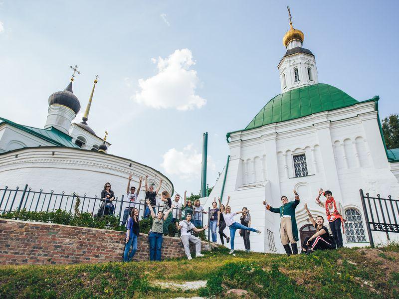 Экскурсия Княжий град Владимир