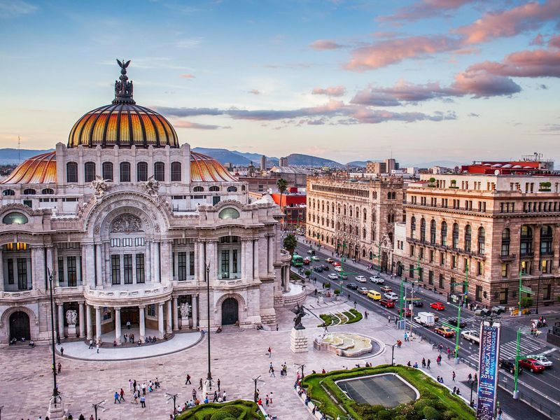 Экскурсия Мехико — первое знакомство