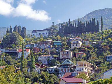 Всердце Абхазии: озеро Рица иНовый Афон