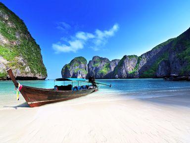 Райские острова Пхи-Пхи и Бамбу на кораблике