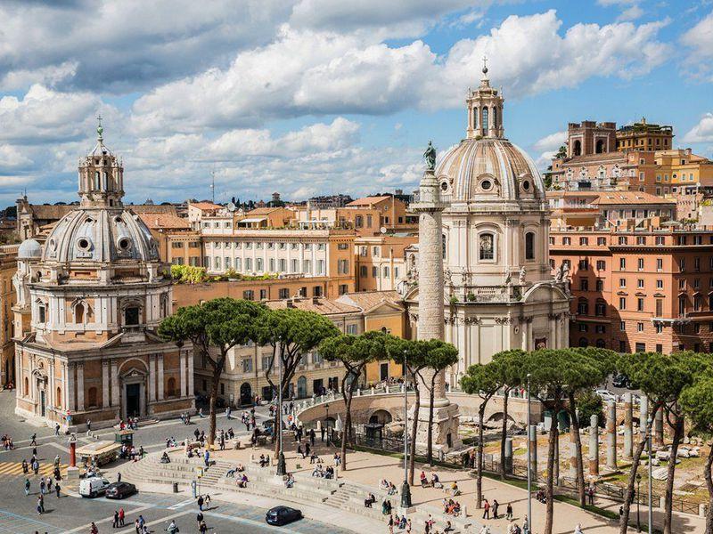 Экскурсия Познать античный Рим за 3 часа