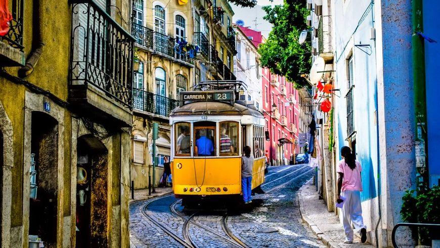 Ежедневная прогулка по Лиссабону