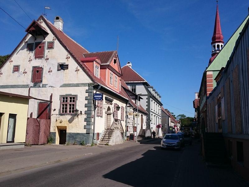 Экскурсия Другая Эстония. «Шведский» город Пярну
