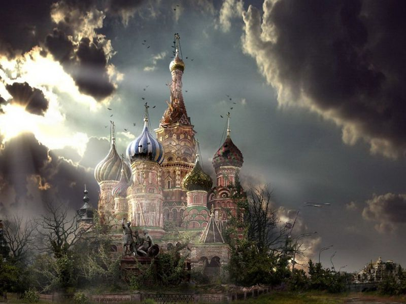 Экскурсия Квест для детей «Москва мистическая»