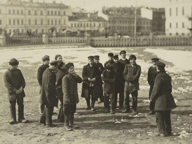 Экскурсия Хулиганы Петроградской стороны