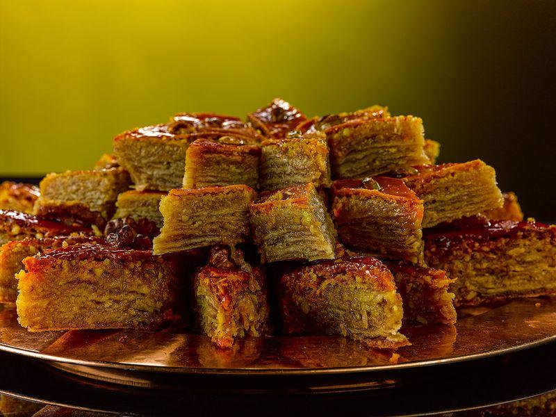 Экскурсия Мастер-класс по десертам армянской кухни