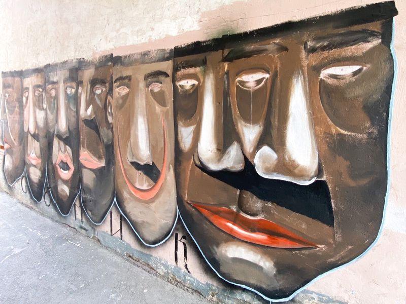 Экскурсия Самарский стрит-арт: найти, понять и полюбить