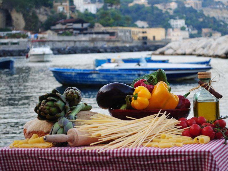 Экскурсия Неаполитанская кухня и кулинарный мастер-класс