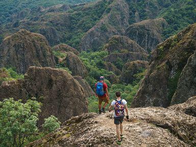 Поход вБиртвисские каньоны