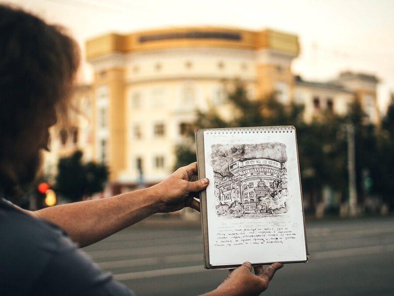 Экскурсия Неформальный Кемерово, или «Здесь был Вася»