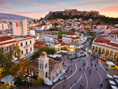 Необычные экскурсии в Афинах 2021🧭 на русском языке – цены от €50 в сентябре–октябре