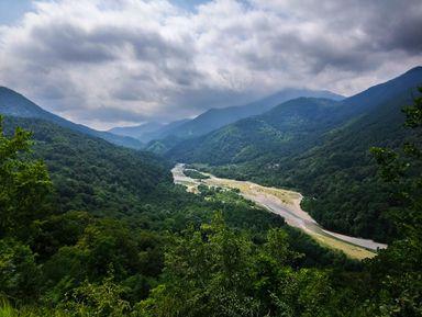 Затерянный мир: треккинг к притокам реки Псезуапсе