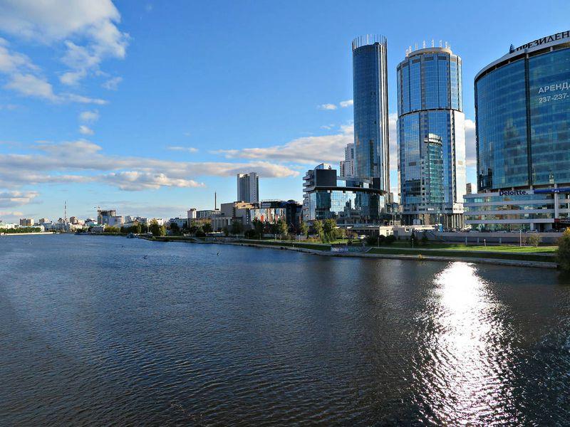 Екатеринбург: самое интересное
