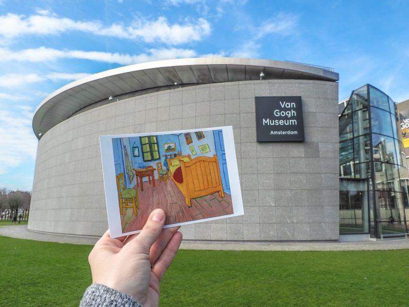 Экскурсия Вмузей Ван Гога сискусствоведом