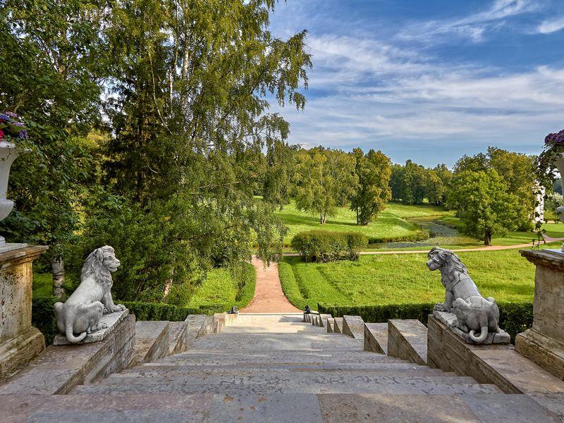 Экскурсия Павловский дворец— любимая усадьба императора