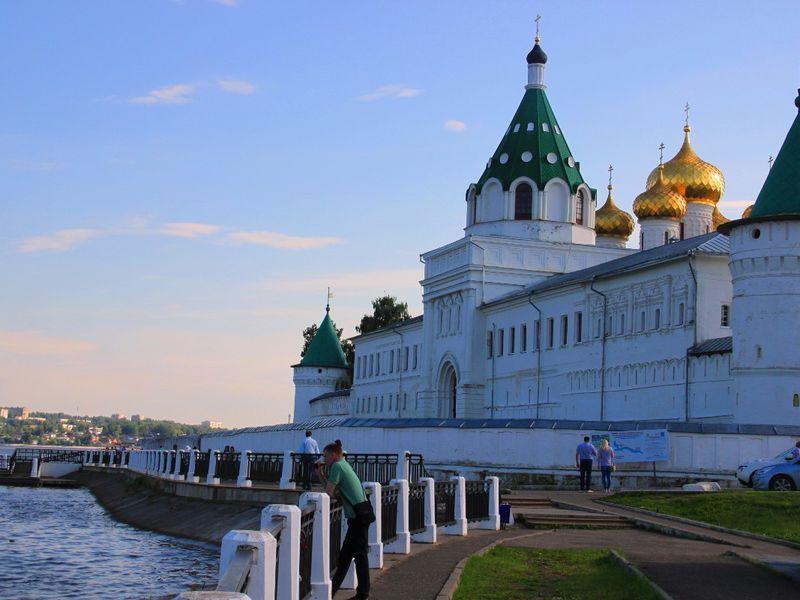 Экскурсия Добро пожаловать в Кострому!