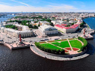 Грани Васильевского: дорогами островитян