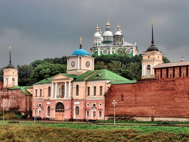Экскурсия Тысячелетняя история Смоленска