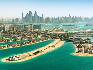Дубай впервые