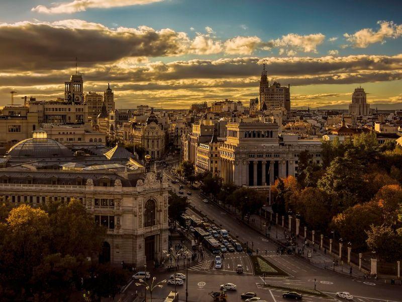 Фото ¡Hola, Мадрид! Первая прогулка покосмополитичной столице Испании