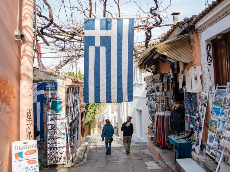 Экскурсия Афины как на ладони