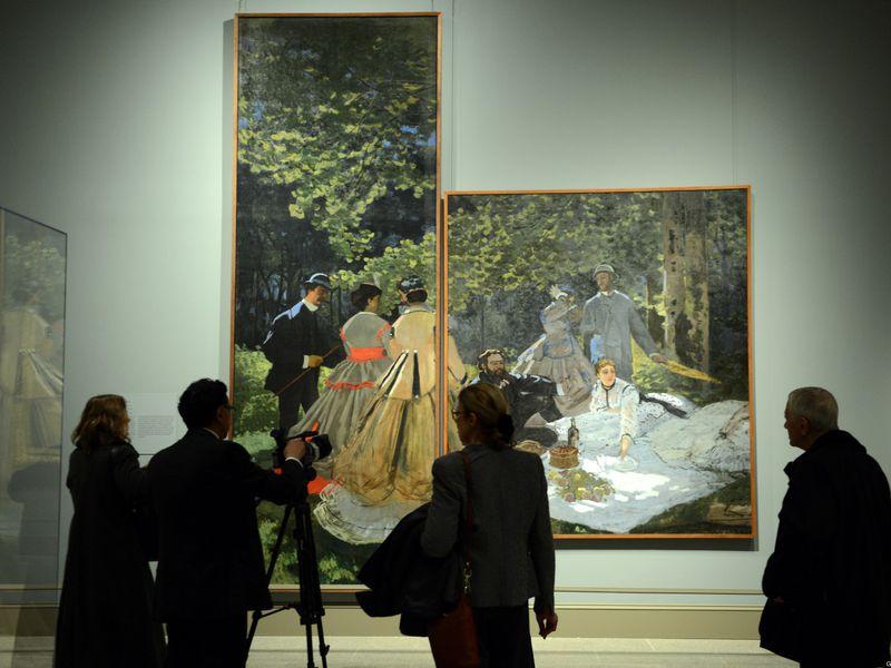 Фото Шедевры коллекций музея Орсе за 2 часа