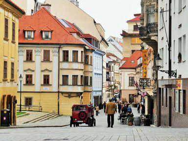 О Братиславе с любовью