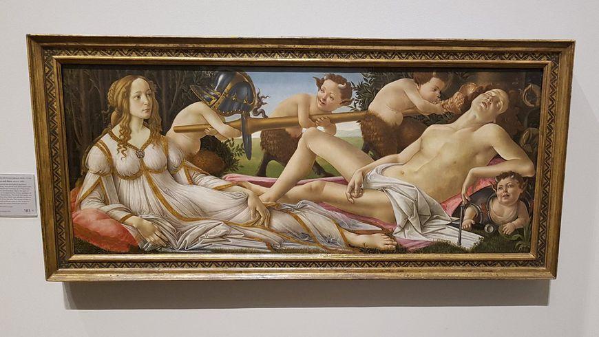 Итальянский Ренессанс вНациональной галерее