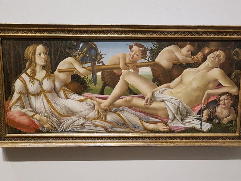 Экскурсия Итальянский Ренессанс вНациональной галерее
