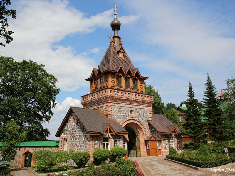 Экскурсия Путешествие в Пюхтицкий монастырь