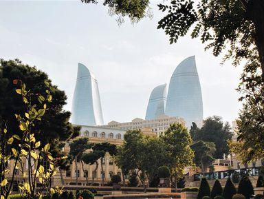 Баку от Б до У