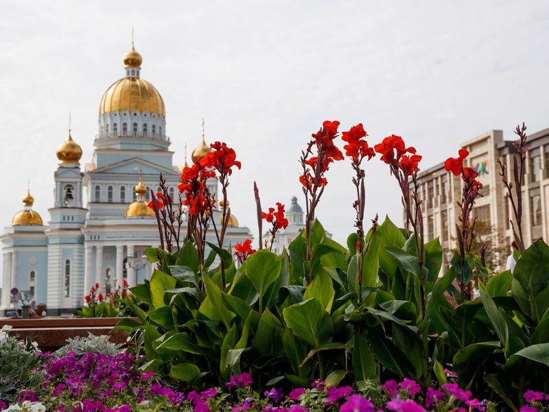 Экскурсия Шумбрат, Саранск!