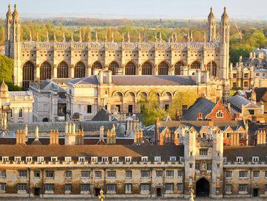 Кембридж: город, колледжи и люди