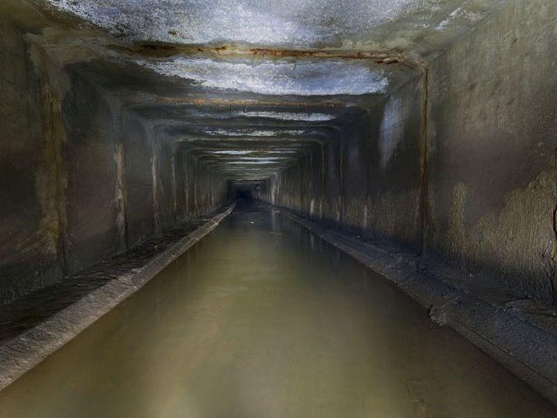 Подземелья Екатеринбурга