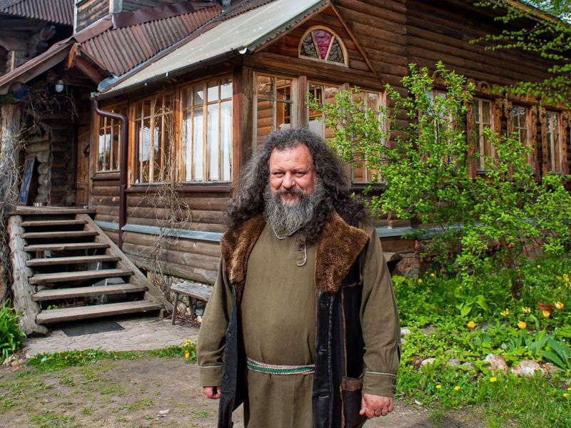 Экскурсия В гости к русскому Хагриду!
