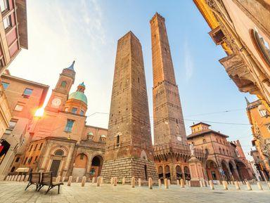 Добро пожаловать в Болонью!